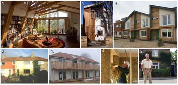 Top Ten British Eco Houses The Earthbound Report
