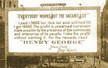 land tax billboard