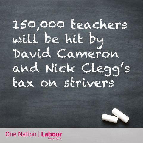 labour ad