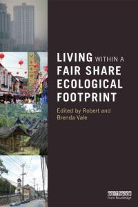 living with a fair share footprint