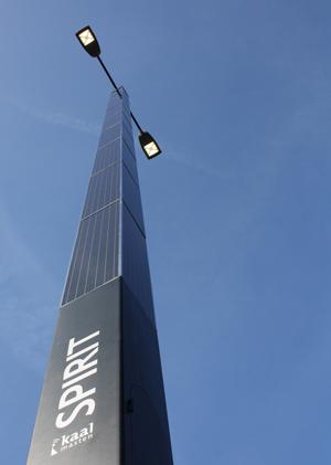 building of the week u2013 the solar lamp post - Solar Lamp Post