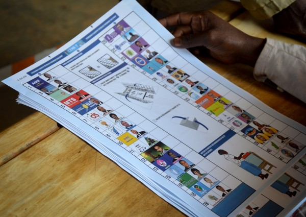 madagascar ballot