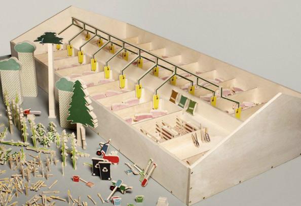 how to make a pig farm