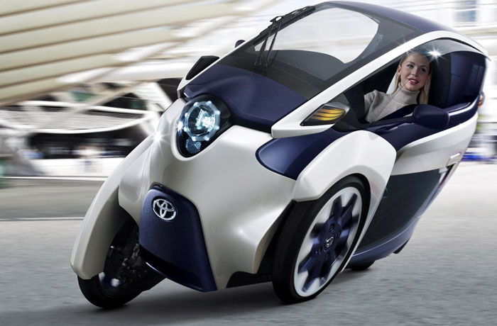 Is the car of the future a one-seater? – Make Wealth History