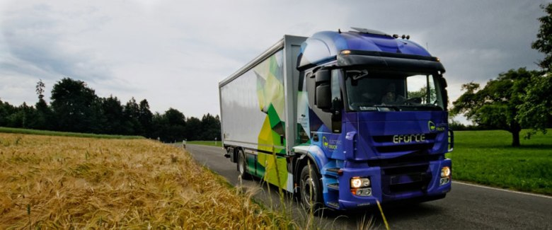 eforce truck