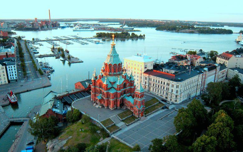 Helsinki-Uspenski-Cathedral-Finland