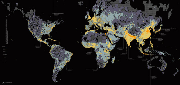 global-populaiton-density