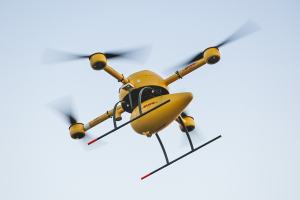 dhl delivery drone