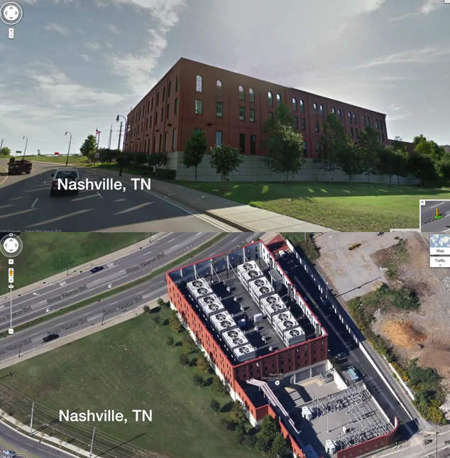 Nashville hidden power
