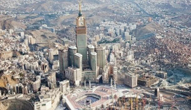 Abraj-Al-Bait-Towers
