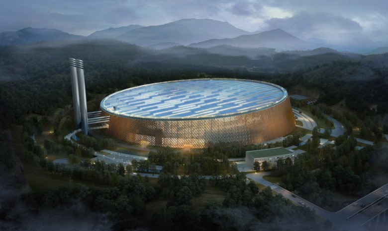 Shenzhen-East-Waste-to-Energy-Plant