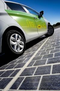 solar road wattway
