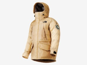 spiber north face jacket
