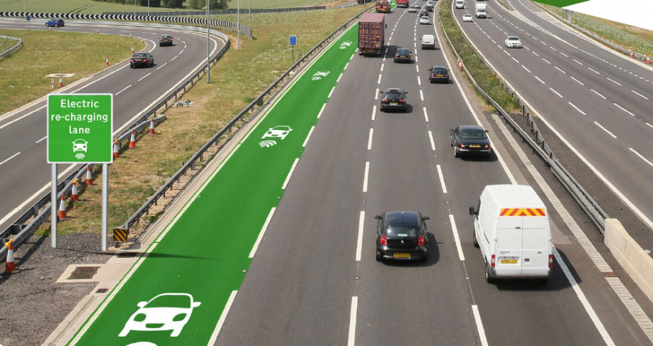 Transport Innovation Of The Week Electric Charging Lanes