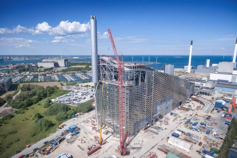 Building Of The Week Copenhill Power Plant Make Wealth